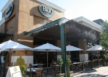Gilbert italian restaurant Brio Tuscan Grille