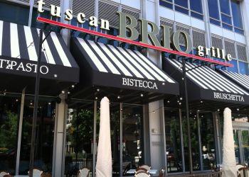 Salt Lake City italian restaurant Brio Tuscan Grille