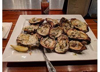 Mobile steak house Briquettes Steakhouse
