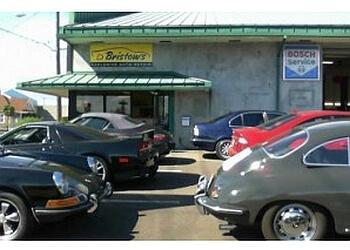 Tacoma car repair shop Bristow's Exclusive Auto Repair