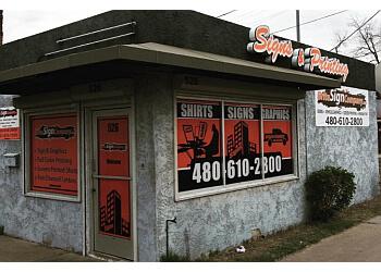 Mesa sign company Brite Sign Company LLC.