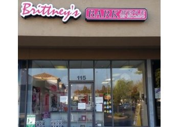 Fresno pet grooming Brittney's Bark Avenue