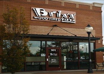 Raleigh pizza place Brixx Wood Fired Pizza