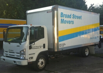 Philadelphia moving company Broad Street Movers