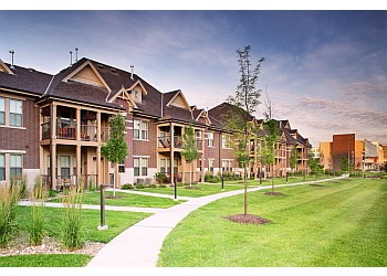 Omaha apartments for rent Broadmoor at Aksarben Village