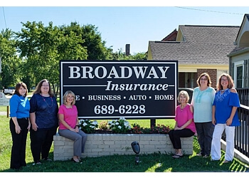 Knoxville insurance agent Broadway Insurance Agency