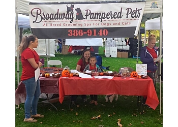 Boise City pet grooming Broadway Pampered Pets