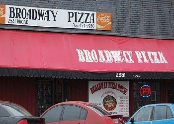 Memphis pizza place Broadway Pizza