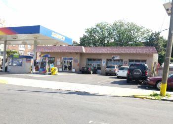 Jersey City car repair shop Broadway Sunoco Service