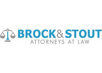 Montgomery personal injury lawyer Brock & Stout