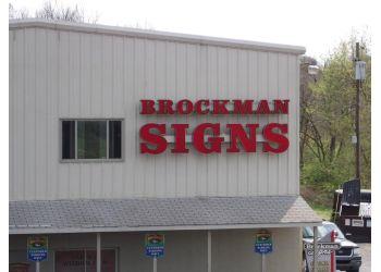 Cincinnati sign company Brockman Signs