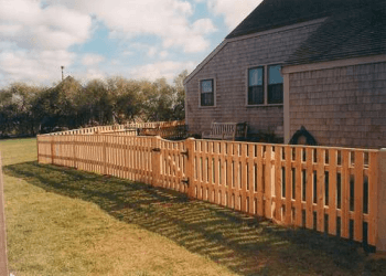 Springfield fencing contractor Brodeur Campbell Fence Co Inc.