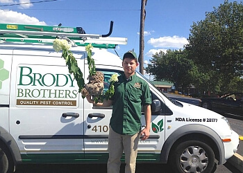 Baltimore pest control company Brody Brothers Pest Control