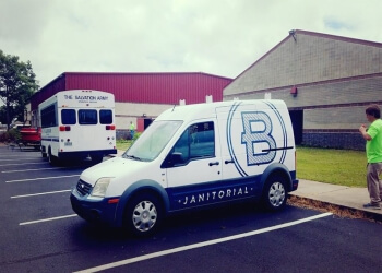 Springfield commercial cleaning service Brokate Janitorial, LLC