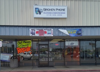 Shreveport cell phone repair Broken Phone