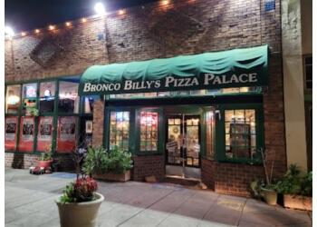 Fremont pizza place Bronco Billy's Pizza Palace