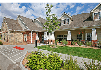 Arvada assisted living facility Brookdale Arvada