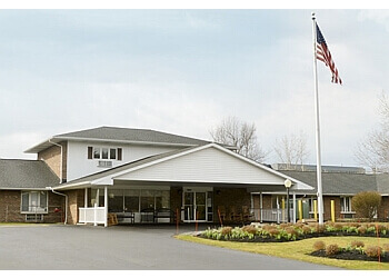 Buffalo assisted living facility Brookdale Bassett Road