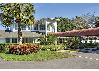 St Petersburg assisted living facility Brookdale Bay Pines