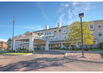 Colorado Springs assisted living facility Brookdale Bear Creek