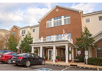 Nashville assisted living facility Brookdale Belle Meade