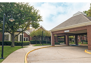 Fort Worth assisted living facility Brookdale Broadway Cityview