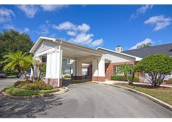 Orlando assisted living facility Brookdale Conway