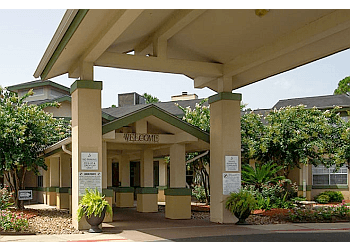 Beaumont assisted living facility Brookdale Dowlen Oaks