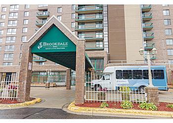 Minneapolis assisted living facility Brookdale Edina
