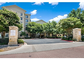 Austin assisted living facility Brookdale Gaines Ranch