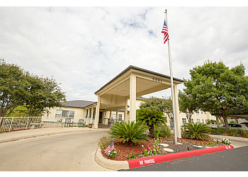 San Antonio assisted living facility BROOKDALE HAMILTON WOLFE