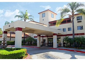 Irvine assisted living facility Brookdale Irvine