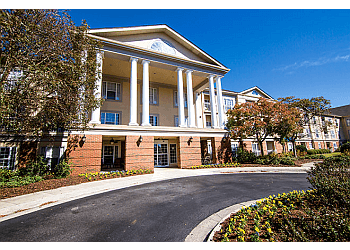 Huntsville assisted living facility Brookdale Jones Farm