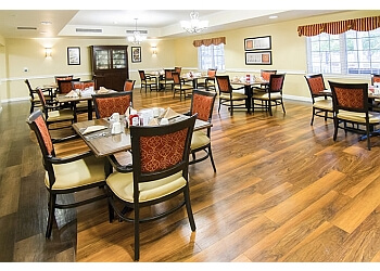 Lakewood assisted living facility Brookdale Lakewood