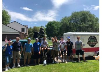 Naperville lawn care service Brookdale Landscaping & Lighting, Inc.