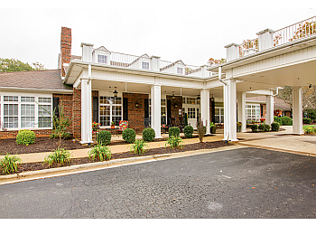 Greensboro assisted living facility Brookdale Lawndale Park