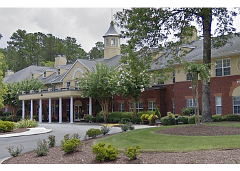 Cary assisted living facility Brookdale MacArthur Park