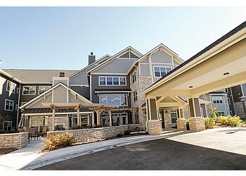 Madison assisted living facility Brookdale Madison West