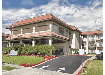 Corona assisted living facility Brookdale Magnolia