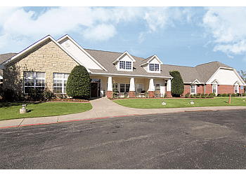 Norman assisted living facility Brookdale Norman