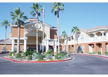 Scottsdale assisted living facility Brookdale North Scottsdale