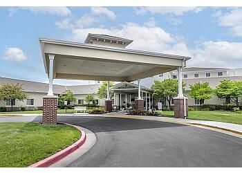 Overland Park assisted living facility Brookdale Overland Park