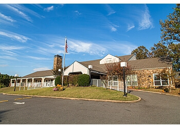 Little Rock assisted living facility Brookdale Pleasant Hills