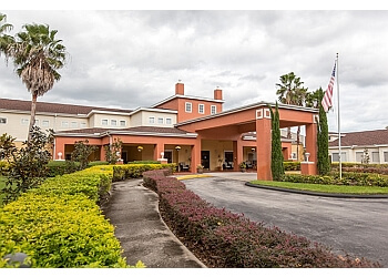 Port St Lucie assisted living facility Brookdale Port St. Lucie