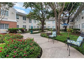 Dallas assisted living facility Brookdale Preston