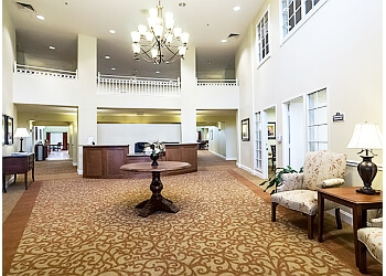 Lubbock assisted living facility Brookdale Remington Park