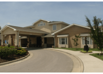 Kansas City assisted living facility Brookdale Rosehill