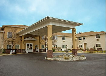 Spokane assisted living facility Brookdale South Hill