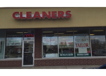 Naperville dry cleaner Brookdale Tailoring and Cleaners