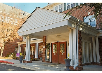Baltimore assisted living facility Brookdale Towson